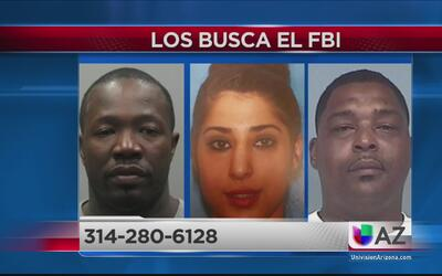 Peligrosos sospechosos involucrados en narcotráfico