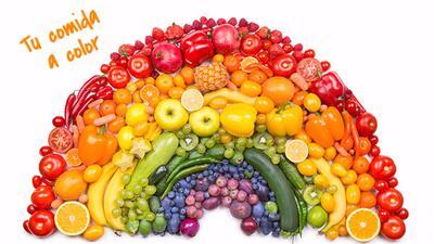 Tu comida a color