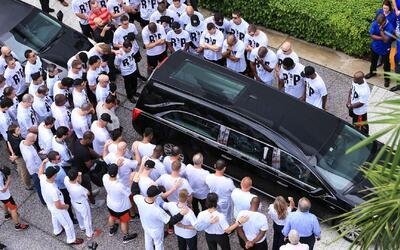 Miami rindió homenaje al beisbolista José Fernández