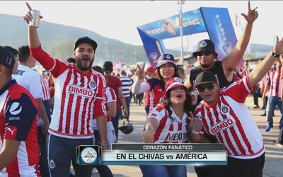 Corazón Fanático: Chivas y América saben que no pueden perder