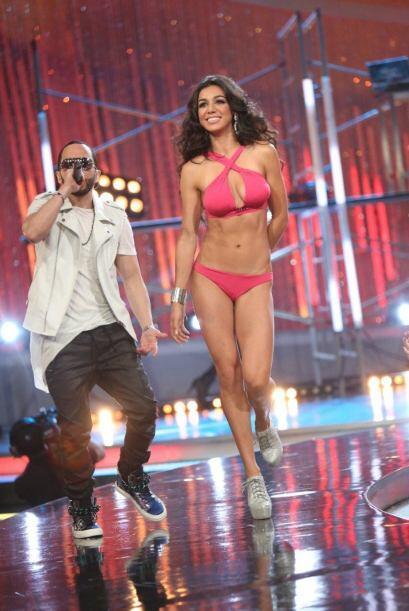 Los bikinis son la parte más esperada por el público.