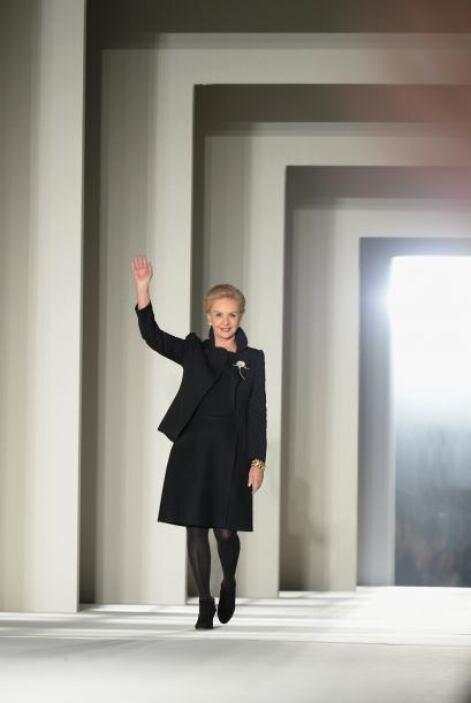 Carolina Herrera se ha convertido en una de las diseñadoras más existosa...