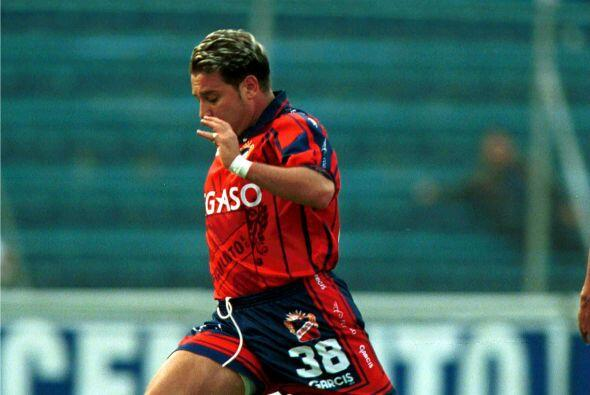 En el 2001 Mohamed jugaba con el Irapuato cuando enfrentó nuevame...