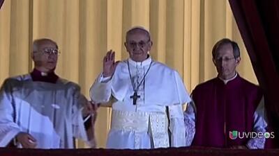El Papa Francisco cumple un año rompiendo protocolos en el Vaticano