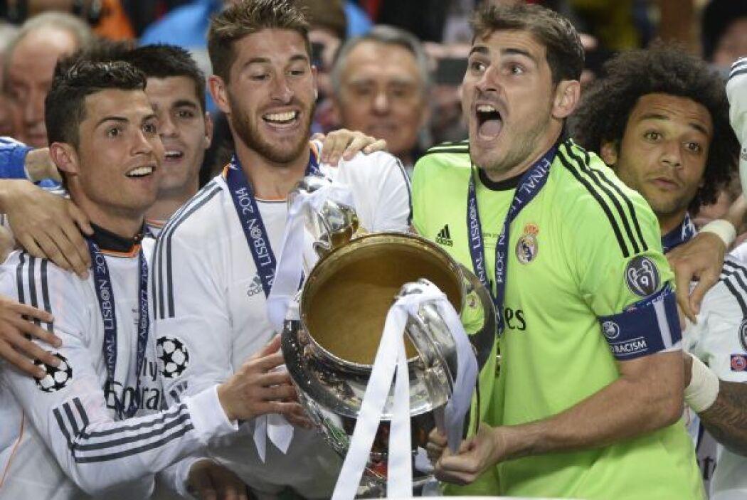 La publicación estimó que el Real Madrid, que tiene entre sus filas a un...