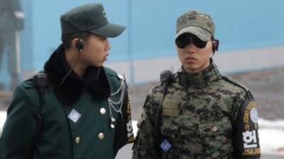 La tensión escala entre las dos Coreas, la del Norte anuncia rompimiento...