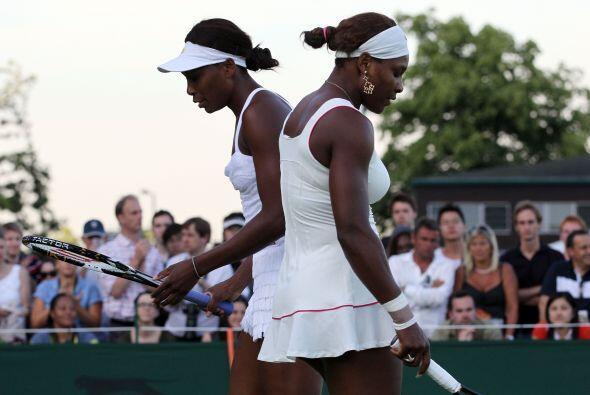 Tanto Venus como su hermana, Serena, han estado inactivas dentro del ten...