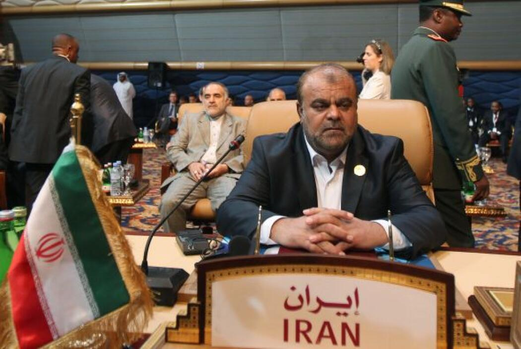 El ministro iraní de Petróleo Rostam Qasemi advirtió la semana pasada qu...