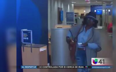 Buscan a una mujer que ha robado más de 100,000 dólares usando identidad...