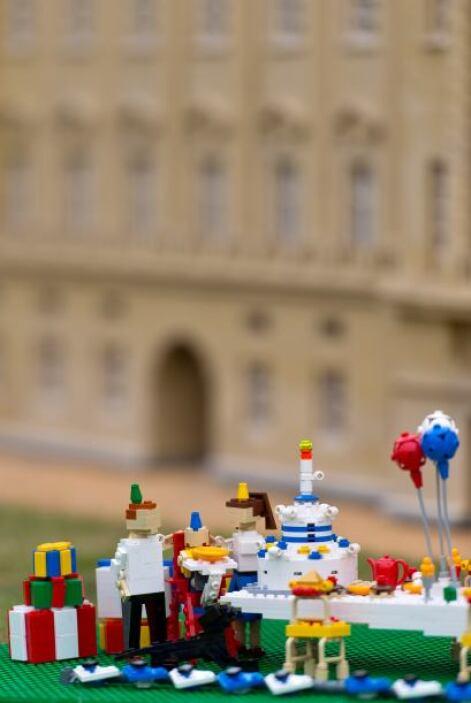 Los invitados que no podrían faltar.en esta celebración miniatura fueron...
