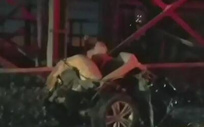 Un agente de tránsito, involucrado en accidente en donde murió una hispa...