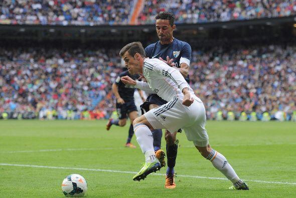 Bale fue decisivo para el segundo gol.