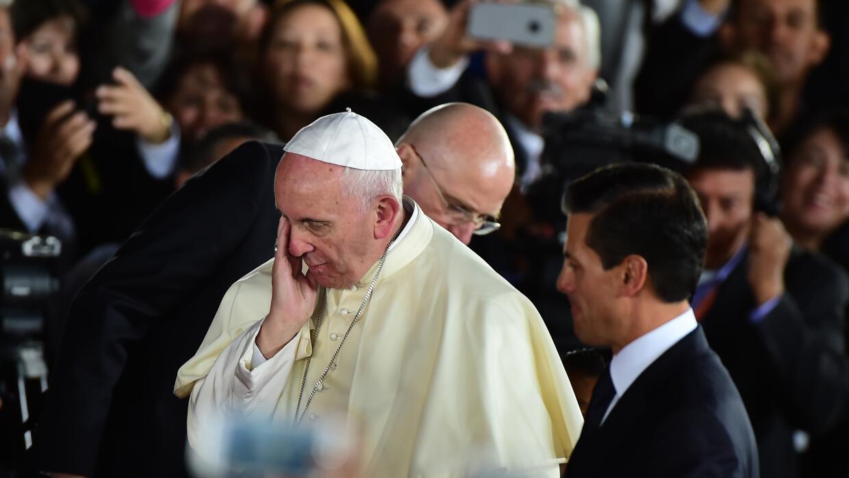 Enrique Acevedo: Más allá del discurso papal GettyImages-Pope-Francis.jpg