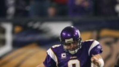 Los Minnesota Vikings fueron el último equipo de Ryan Longwell en la NFL.