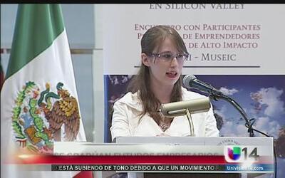 Futuros empresarios mexicanos se gradúan en Silicon Valley