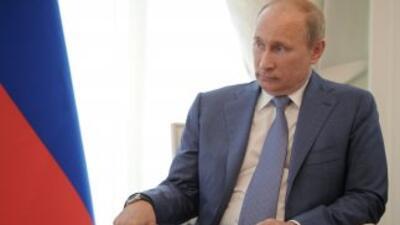 La supuesta conversación con el vicealmirante Chirkov había sido difundi...