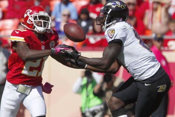 Sin anotaciones el duelo Ravens vs. Chiefs se lo llevó Baltimore con mar...