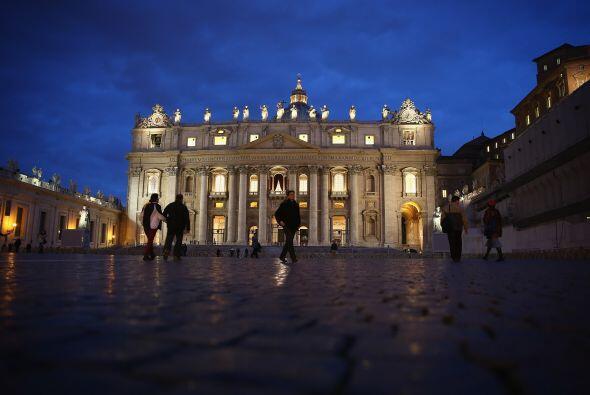Al menos 70 niños de una escuela de Milán acudieron a la z...