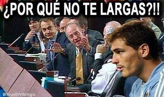 Hasta el Rey tiene algo que decirle a Casillas. Todo sobre el Mundial de...