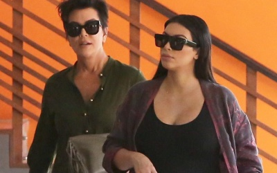 Las Kardashian se van de St. Barts.