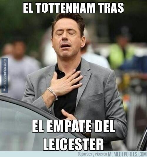 Memes del campeonato del Leicester City