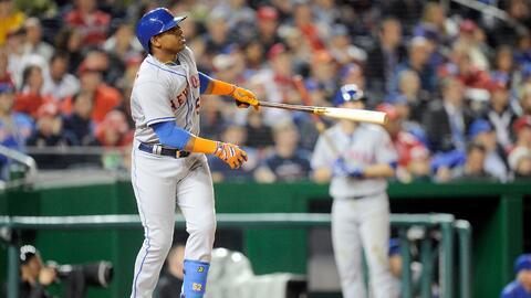 New York Mets derrotó 7-1 a Washington