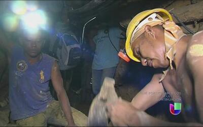 Luchan por proteger uno de los depósitos de oro más grandes del planeta