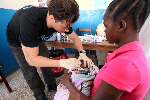 Bloom es Embajador de Buena Voluntad de Unicef.