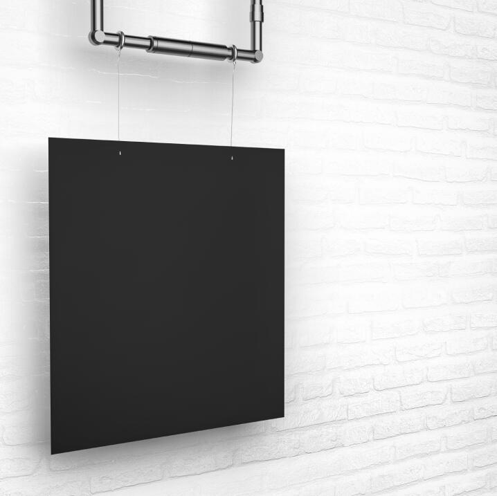 el negro en la decoración