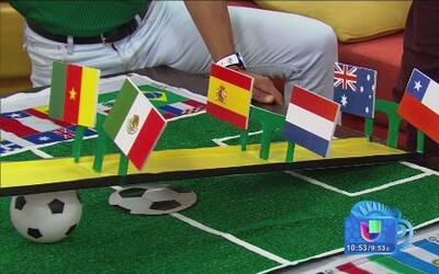 El chicharito pronosticó victorias para México, España y Chile
