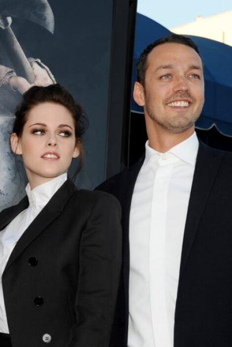 Al final, no sabemos si veremos nuevamente juntos a Kristen y Rupert, ¿t...