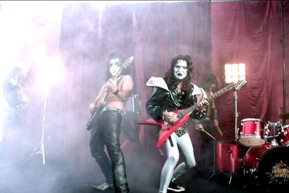 ¿Por qué no ser un grupo que mezclara rock y metal?