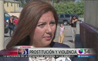 Prostitución y violencia azotan a Lynwood a sólo pasos de escuelas
