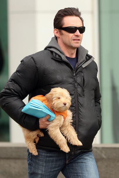 Al actor disfruta pasear por las calles de su vecindario en Nueva York c...