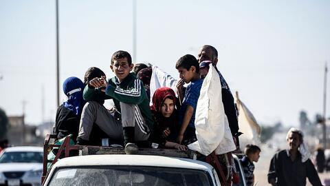 ISIS quiere incorporar a sus filas a los varones de Mosul a partir de 9...