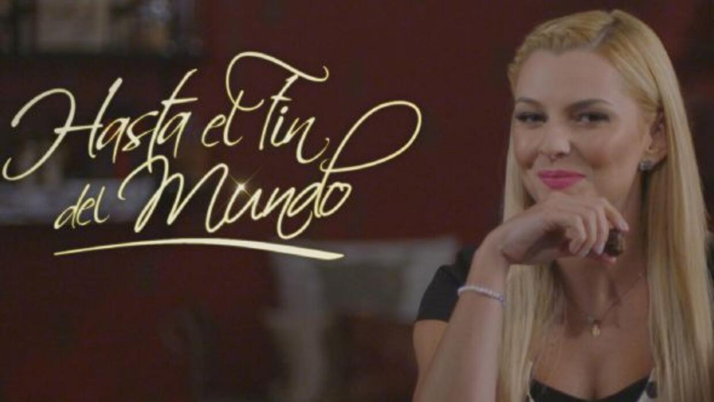 """""""Hasta el fin del mundo"""" es una de las telenovelas que podrás ver por Un..."""