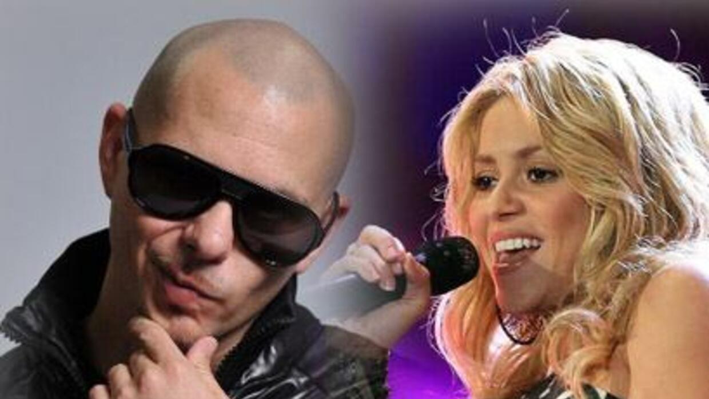Shakira y Pitbull vuelven a juntarse para este nuevo video que grabaron...
