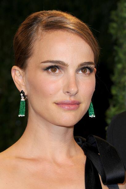 Para los 'looks' más elegantes y sofisticados, las piezas con esmeraldas...