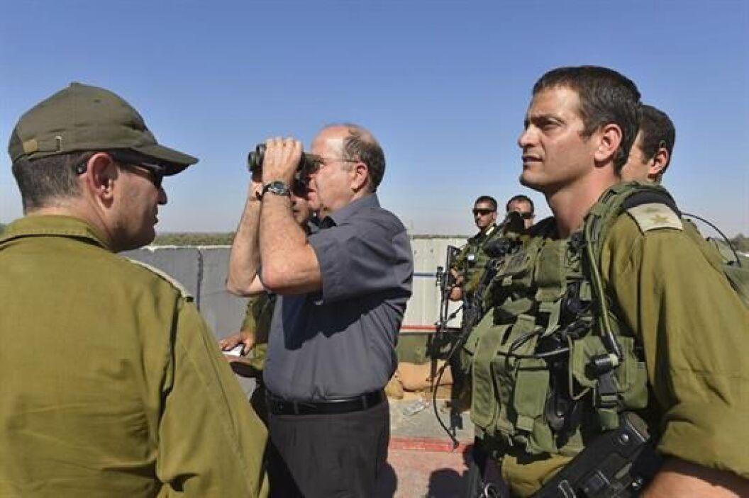 El movimiento palestino acusa a Israel de usarlos como carne de cañón pa...