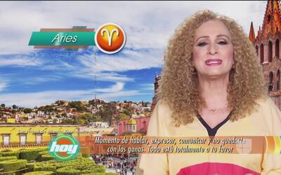 Mizada Aries 19 de mayo de 2017