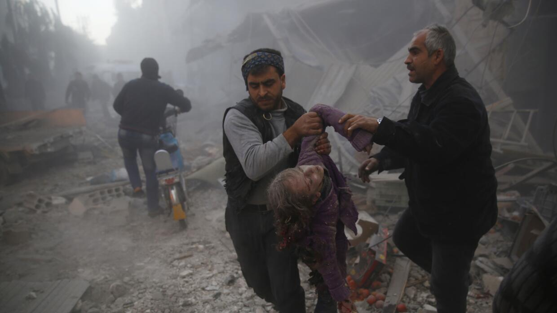 Carros bomba en Siria