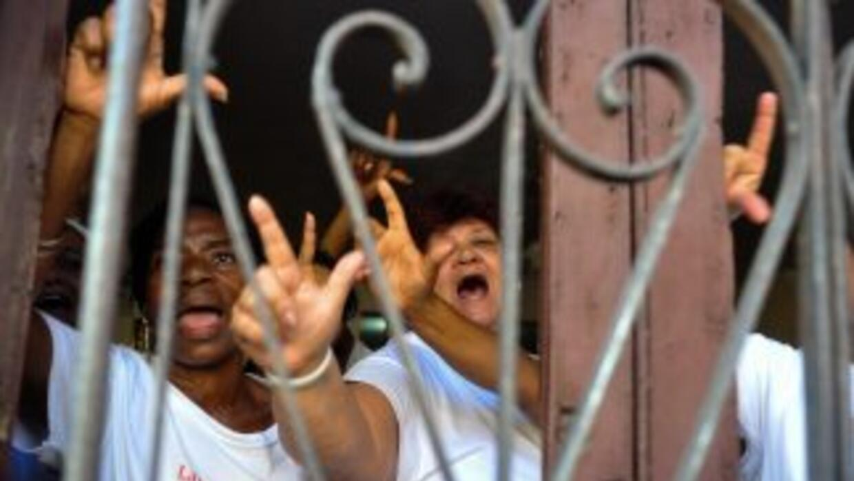 Las Damas de Blanco están bajo amenazas de golpizas y secuestros...