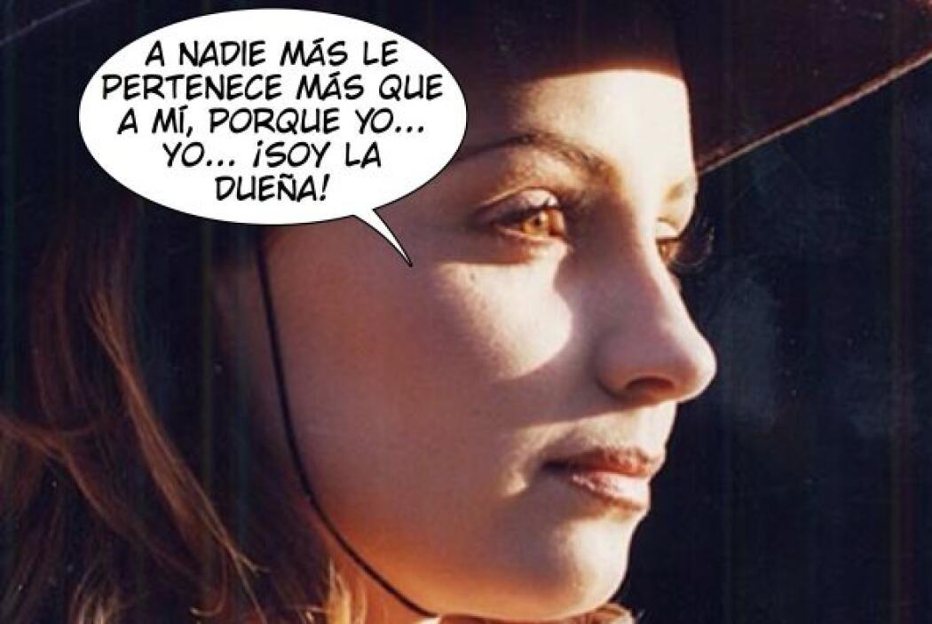 Angélica Rivera se popularizó con su...