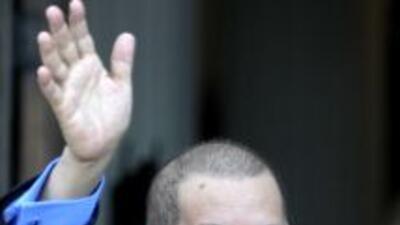 El presidente de Venezuela, Hugo Chávez dice sentirse 'muy bien' en su p...
