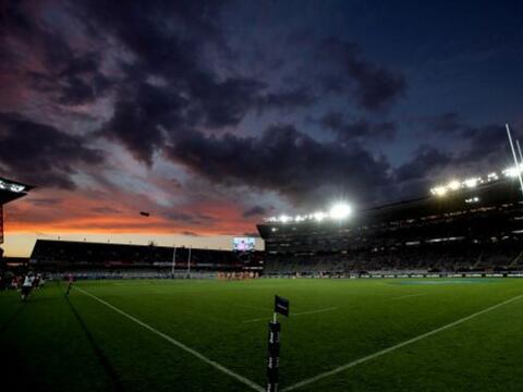 La impresionante imagen que nos regala la naturaleza sobre las tribunas...