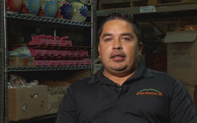 Un hombre quien a través de su pasión por lo mexicano está logrando el s...