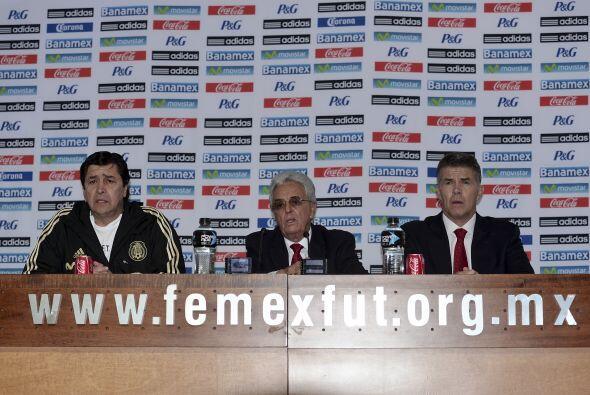 El 7 de septiembre la Federación Mexicana de Fútbol despidió a José Manu...