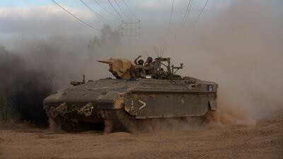 Israel intensifica ofensiva terrestre en Gaza