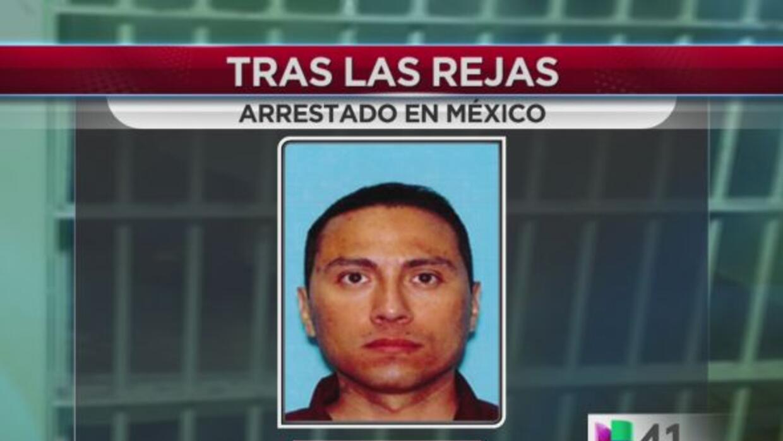 Las autoridades mexicanas aprehendieron a Ignacio Ruiz, acusado de asesi...