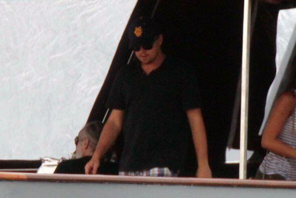 Bar Refaeliy el actor Leonardo Dicarprio terminaron su noviazgo tras 5...